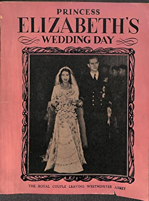 Princess Elizabeth's Wedding Day: Pitkins