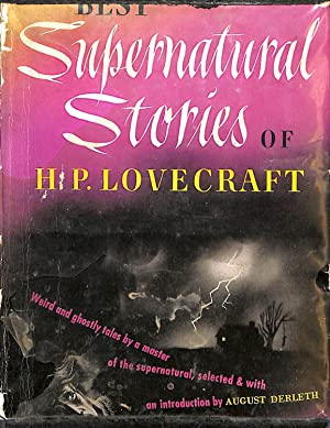 The best supernatural stories of HP Lovecraft: HP Lovecraft