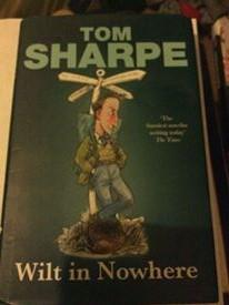 Wilt in Nowhere: Sharpe, Tom