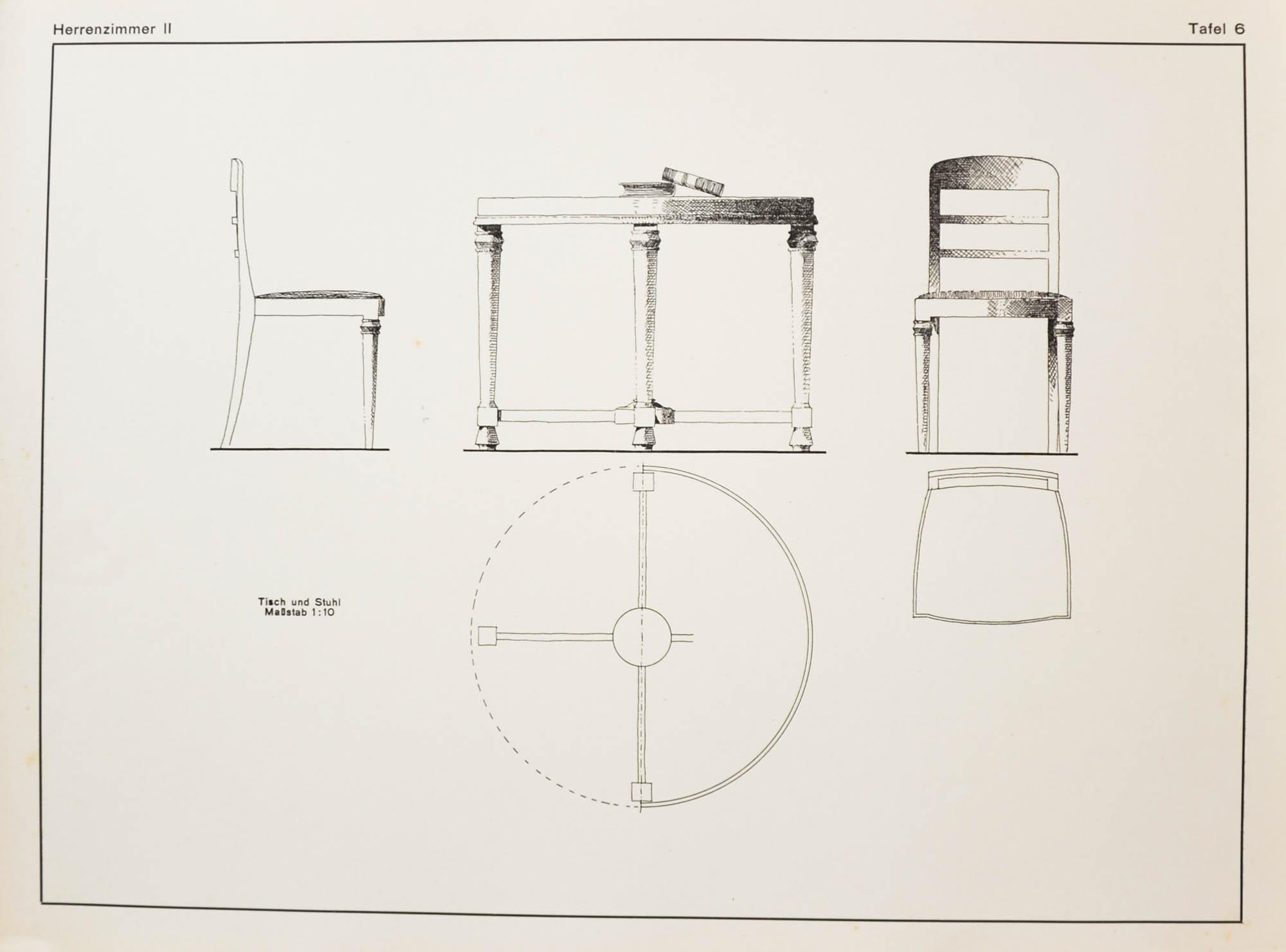 Vorbildliche Vorlagen Herrenzimmer Und Esszimmermöbel Von Möbel