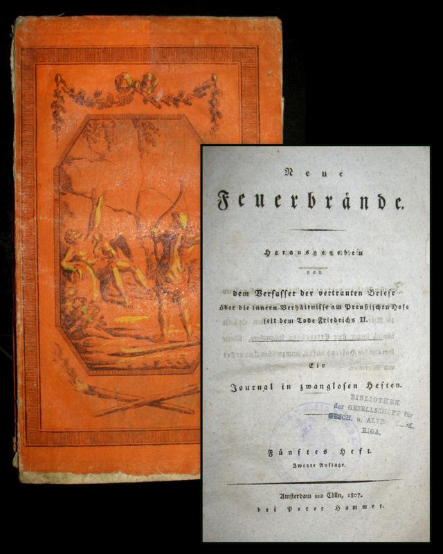 Briefe Von Napoleon : Vertraute briefe ueber die von coelln zvab