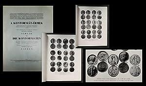 A Kontorniat-Ermek. / Die Kontorniaten. Ein verkanntes: Numismatik, Münzen -