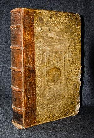 Lexicon Graecolatinum novum. Editio secunda ex diligenti: Scapula, Ioannes: