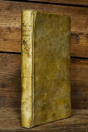 Epitome chronologica continens res memorabiles nobilis et: Ljubljana, Laibach -