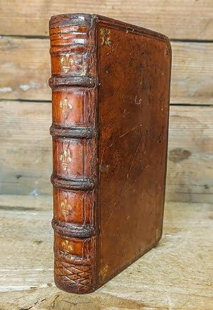 Fastorum lib. VI. Quibus Cl. Ptolemaei inerrantium: Charming Lyonese binding