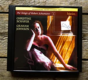The Songs of Robert Schumann 1. CD.