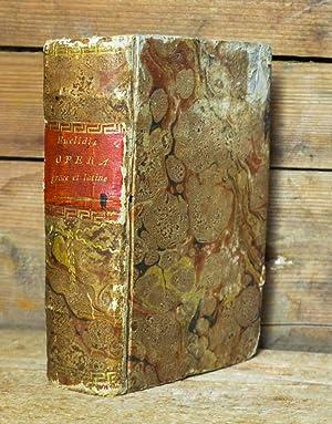 1. Elementorum liber primus. Item, Heronis Alexandrini: Greek printing, Euclid,