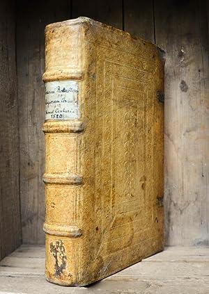 Adagiorum chiliades quatuor). Io. Frobenius studiorum liberalium: Erasmus Roterodamus, Desiderius: