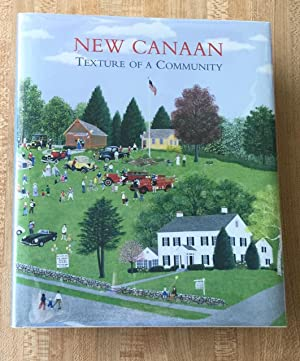 New Canaan: Texture of a community, 1950-2000