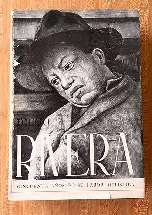 Diego Rivera: 50 Anos De Su Labor: Rivera, Diego) Chávez,