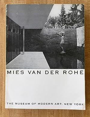 Mies Van Der Rohe: Johnson, Philip C.