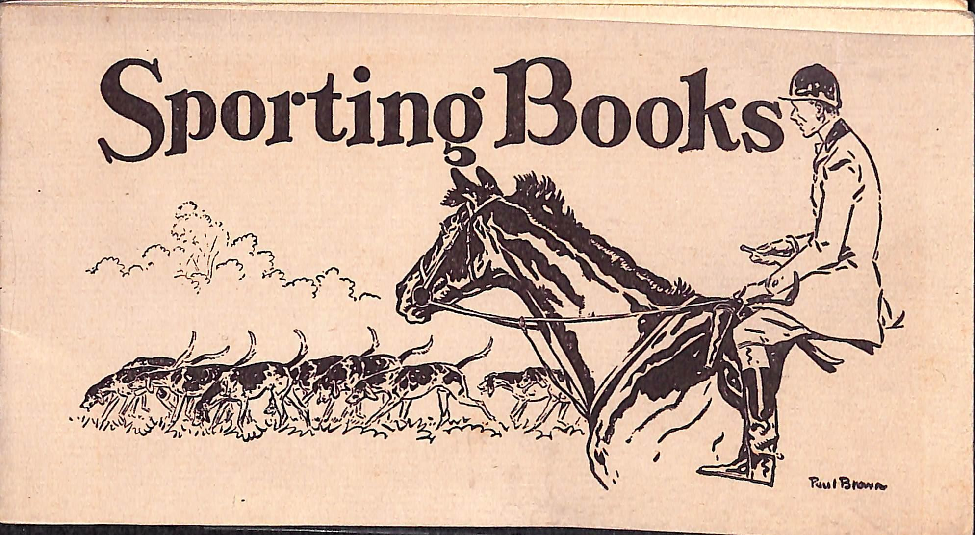 Sporting Books