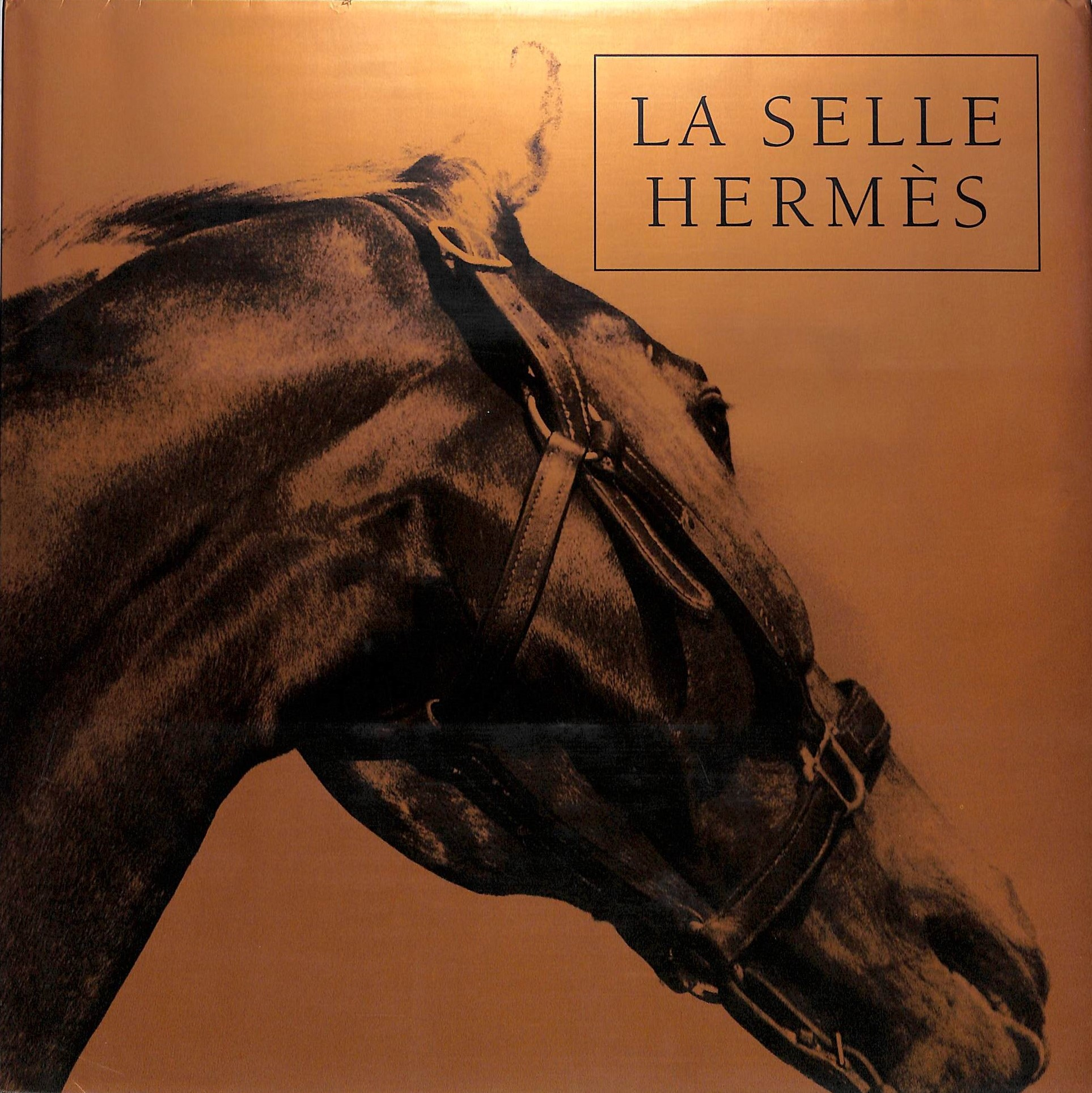 La Selle Hermes The book covers the noted quality made French Hermes saddle. With information on various types of Hermes saddles. The book is written in French.