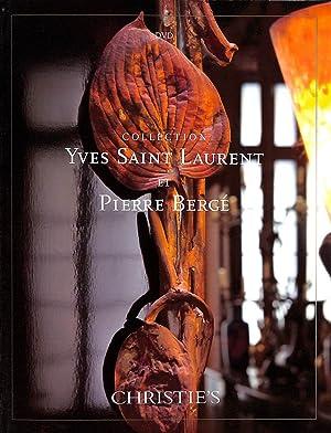 Collection Yves Saint Laurent et Pierre Berge