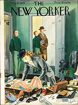 The New Yorker Feb. 24, 1945