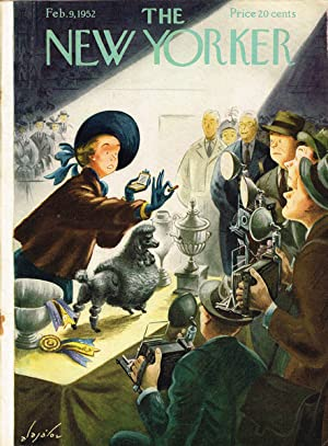 The New Yorker Feb. 9, 1952