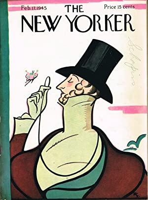 The New Yorker Feb. 17, 1945