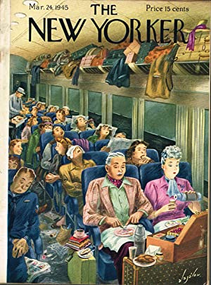 The New Yorker Mar. 24, 1945