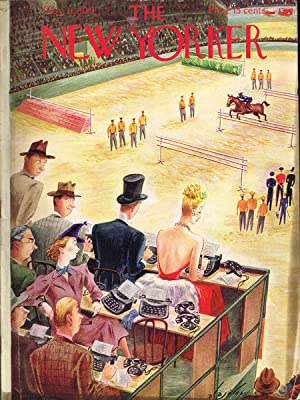 The New Yorker Nov. 11, 1939