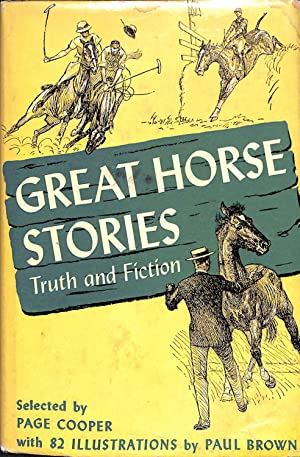 Great Horse Stories: Page Cooper