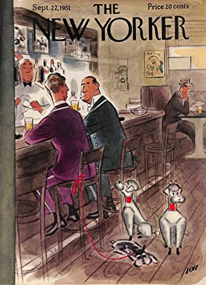 The New Yorker Sept. 22, 1951