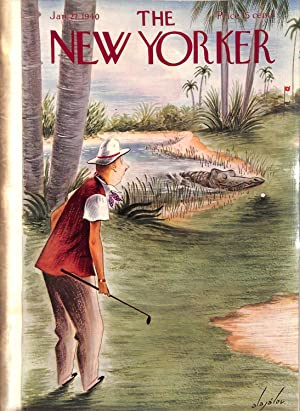 The New Yorker Jan. 27, 1940