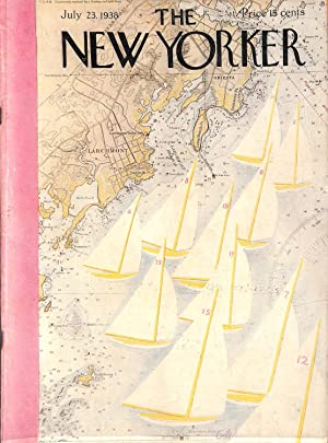 The New Yorker July 23, 1938