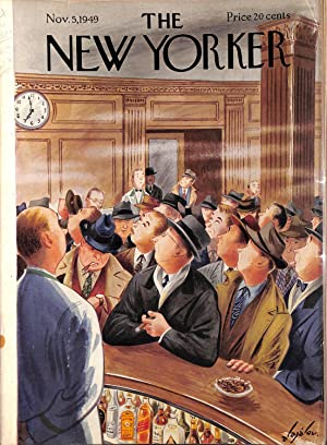 The New Yorker Nov. 5, 1949