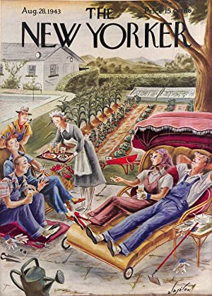 The New Yorker Aug. 28, 1943