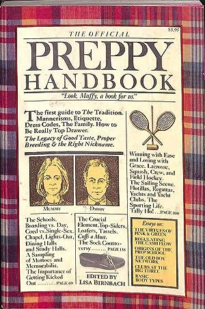 The Official Preppy Handbook: Lisa Birnbach