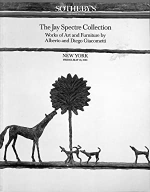 The Jay Spectre Collection: Works of Art