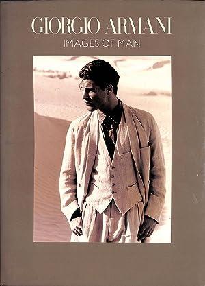 Giorgio Armani Images of Man: Richard Martin and