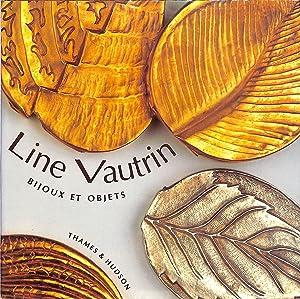 Line Vautrin: Bijoux et Objets: Patrick Mauries
