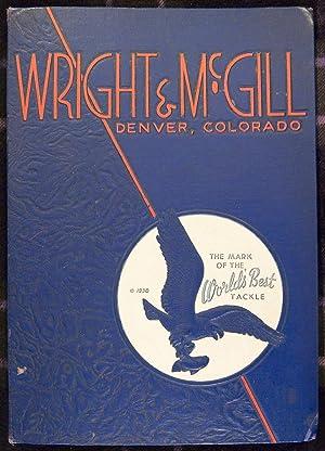 Wright & McGill Fishing Tackle Salesman Sample
