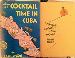 When It's Cocktail Time in Cuba: Woon, Basil