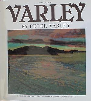Frederick H. Varley: Peter Varley