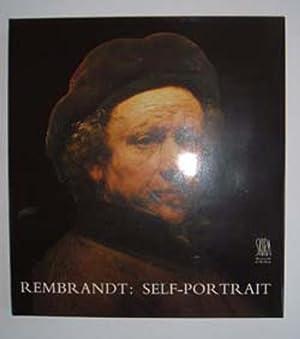 Rembrandt: Self Portrait: Bonafoux, Pascal.