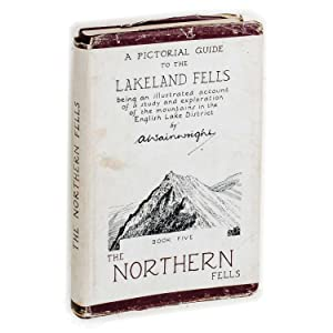 A Pictorial Guide to the Lakeland Fells,: Wainwright, Alfred Illustrator: