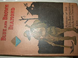 The Blue and Brown Diamond History of: Dollman, Lieut-Col. W.