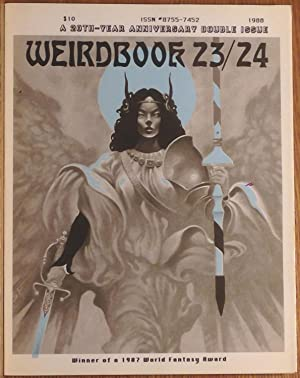 Weirdbook 23/24 -- 20th Anniversary Double Issue