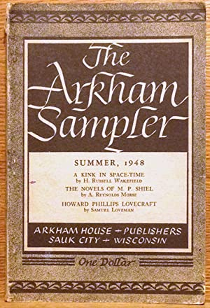 The Arkham Sampler: Summer, 1948 (Volume 1, Number 3)