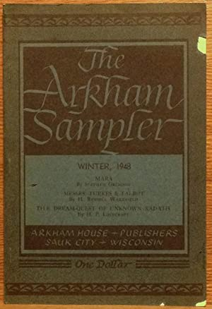 The Arkham Sampler: Winter, 1948 (Volume 1, Number 1)