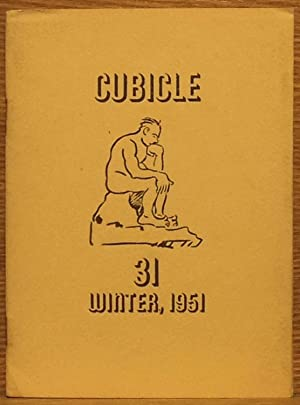 Cubicle #31--Winter, 1951 / The Sabine Farmer: A Eugene Field Primer #2