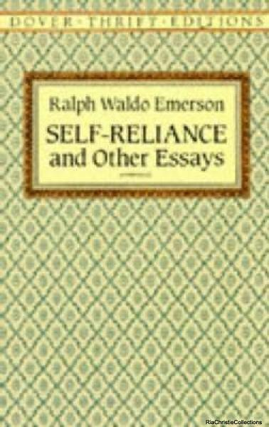 Ralph Waldo Emerson  Transcendentalism Emerson would start out as     emerson the ideal in america logo    w