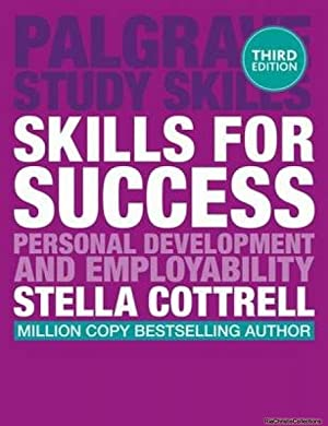 Skills for Success: Stella Cottrell