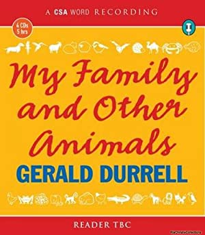 My Family and Other Animals 9781906147693: Gerald Durrell, Hugh