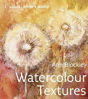 Watercolour Textures: Ann Blockley