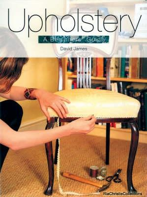 Upholstery 9781861082763: David James