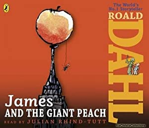 James and the Giant Peach 9780141348339: Roald Dahl, Quentin