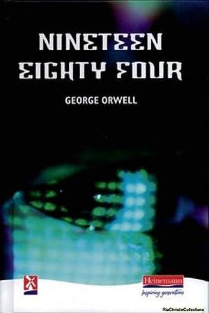 Nineteen Eighty-Four 9780435123574: George Orwell
